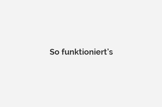 Grafik - So funktionier Vizua®